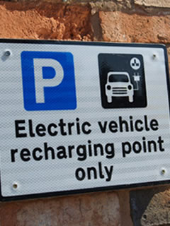 Car Charging Points